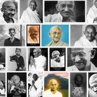 •Discurso de Mahatma Gandhi a favor de la no violencia. 1922.