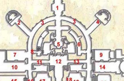tumba-san-pedro20-mapa basilica san pedro2