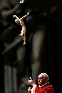 primer aniversario papa francisco0
