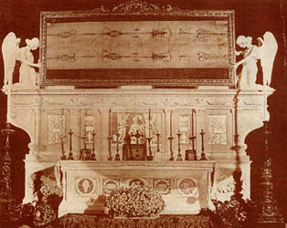 papa-sabana-foto positivo secondo pia 1898