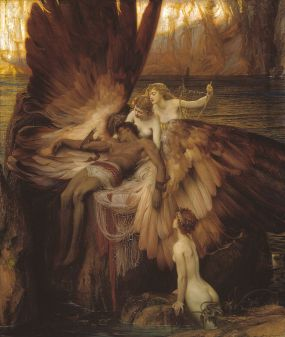 Herbert_Draper_-_The_Lament_for_Icarus_-_1