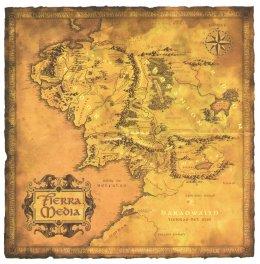 Tolkien - foto27-mapa Tierra Media