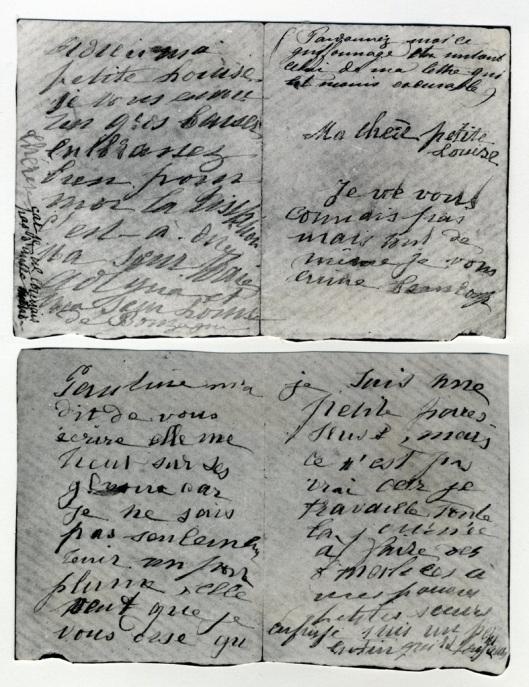 Carta 1 de Santa Teresita-LT-001