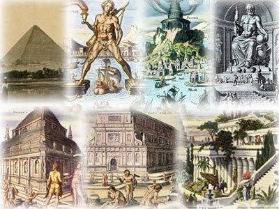 Jardines Colgantes De Babilonia Observando El Paraiso