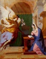 Anunciación de Eustache Le Sueur