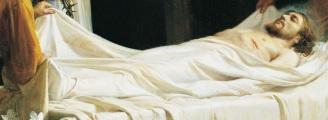 Entierro de Jesus - det1 - Carl Heinrich Bloch