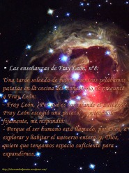 Las enseñanzas de Fray León nº8
