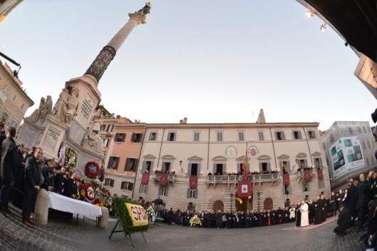 Inmaculada Concepción en Roma - foto14